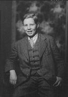 Unidentified man, possibly Mr. John Timken, portrait photograph