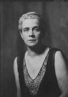 Baker, C., Mrs., portrait photograph