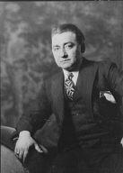 Waller, W. Oden, Mr., portrait photograph