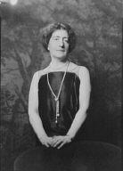 DeMuth, L., Mrs., portrait photograph