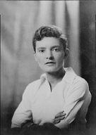 DeLamar, Alice, Miss, portrait photograph