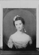 Portrait painting by Sir Joshua Reynolds belonging to George Schulein