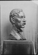 Epstein, Jacob, Mr., sculpture of Ramsay MacDonald