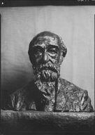 Epstein, Jacob, Mr., sculpture of Professor Samuel Alexander