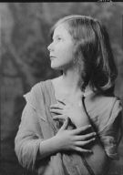 Deering, Patricia, Miss, portrait photograph