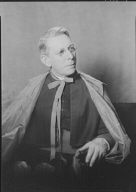 McKean, W., Right Reverend Monsignor, portrait photograph
