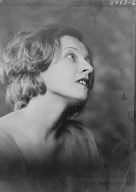 Geva, Tamara, Miss, portrait photograph