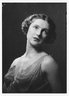 Irma Duncan dancer, portrait photograph