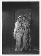 Irma Duncan dancers, portrait photograph