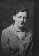 Spector, Eleanora, Miss, portrait photograph