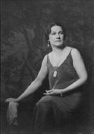 Carey, W.F., Mrs., portrait photograph