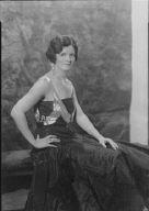 Eckhert, J.A., Mrs., portrait photograph