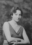 Dolin, Hortense, portrait photograph