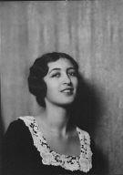 Annazar, T., Miss, portrait photograph