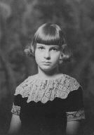 Fincke, Edith G., portrait photograph