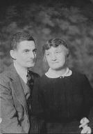 Dietz, Robert E., Mr. and Mrs., portrait photograph