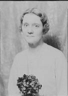 Babbott, F.L., Mrs., portrait photograph