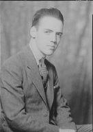 Bannin, Eugene, portrait photograph