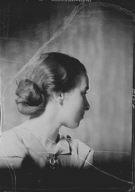 Brandt, Barbara, Miss, portrait photograph