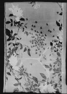 Chinese screen painting of bees owned by Mr. A.W. Bahr