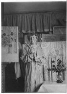 Herter, Mrs., portrait photograph
