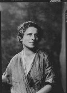 Robinson, B., Mrs., portrait photograph