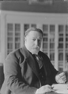 Taft, William H., President, portrait photograph