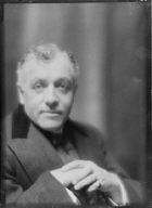 Skinner, Otis, portrait photograph