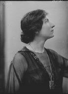 Varesi, Gilda, Miss, portrait photograph