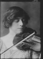 Rubel, Miss, portrait photograph