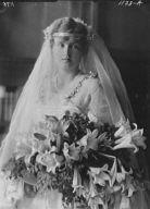 Cheney, Julia de Forest, Miss, portrait photograph