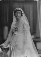 Stimson, Henry B., Mrs., portrait photograph