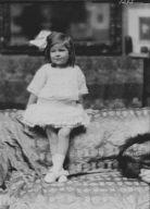Gerard, J.M., Mrs., daughter of, portrait photograph