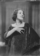 Guntar, Aida, Miss, portrait photograph
