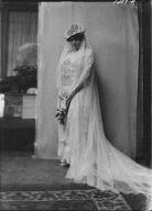 Endicott, George, Mrs., portrait photograph