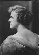 Keyes, Adelaide, Miss, portrait photograph
