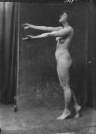 Pickering, Miss, portrait photograph
