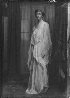 Haggin, Ben Ali, Jr., Mrs., portrait photograph