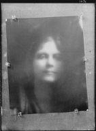 Duncan, Isadora, portrait photograph