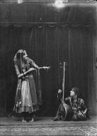Devi, Ratan, and Roshanara, portrait photograph