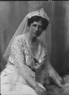 Talcott, J.F., Mrs., portrait photograph