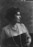 Byrne, James, Mrs., portrait photograph