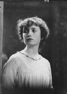 Byrne, H., Miss, portrait photograph