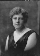 Watson, S.K., Miss, portrait photograph