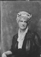 Cornwell, Charles, Mrs., portrait photograph