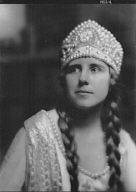 Cravath, Vera, Miss, portrait photograph
