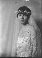 Dominick, B., Mrs., portrait photograph