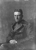Hall, Lieutenant, portrait photograph