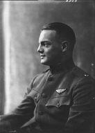 Allan, Lieutenant, portrait photograph