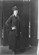 Dowman, S., Miss, portrait photograph